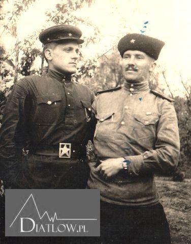 Siemion Zołotariow, wojna, Armia Czerwona