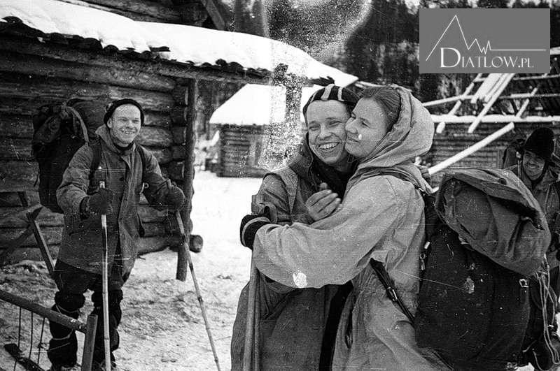 Przełęcz Diatłowa - Jurij Judin, Ludmiła Dubinina