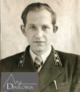 Lew Iwanow - Przełęcz Diatłowa, prokurator