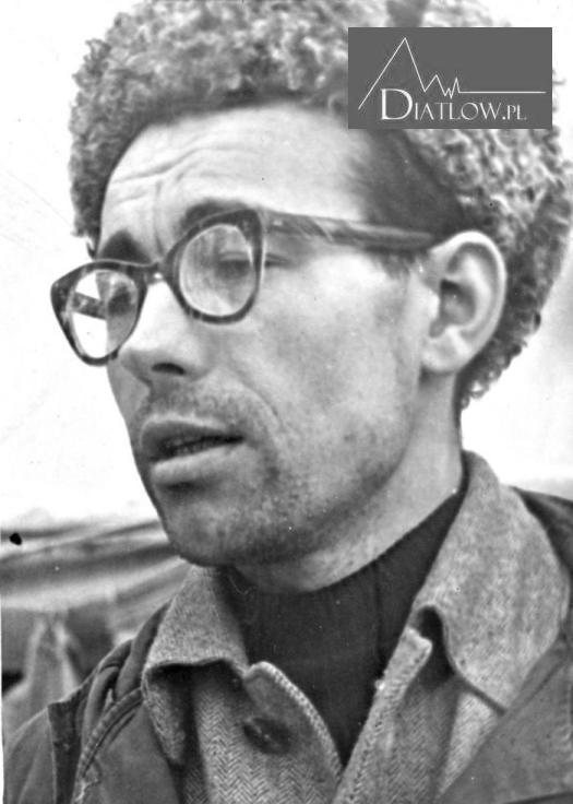 Jewgienij Maslennikow - Przełęcz Diatłowa