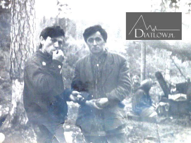 Przełęcz Diatłowa - podejrzani