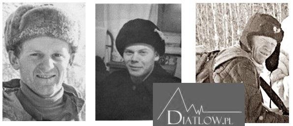 Borys Słobcow, Michaił Szarawin, Iwan Paszyn