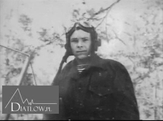 Pilot Giennadij Patruszew