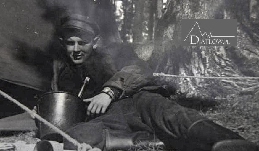Jurij Kriwoniszczenko - ofiara tragedii naPrzełęczy Diatłowa