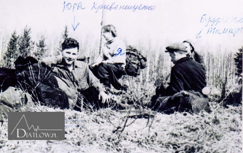 Jurij Kriwoniszczenko nawyprawie letniej