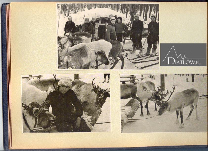 Osada Mansów, Ural Północny 1957 rok