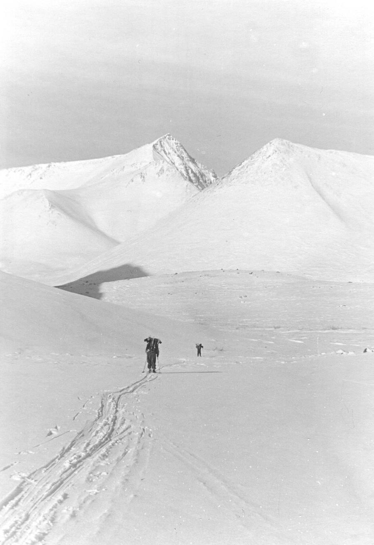 Ural Subpolarny. Zdjęcie zrobione przezIgora Diatłowa