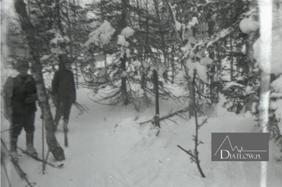 Tragedia naPrzełęczy Diatłowa - szałas