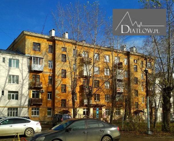 Ludmiła Dubinina - mieszkanie