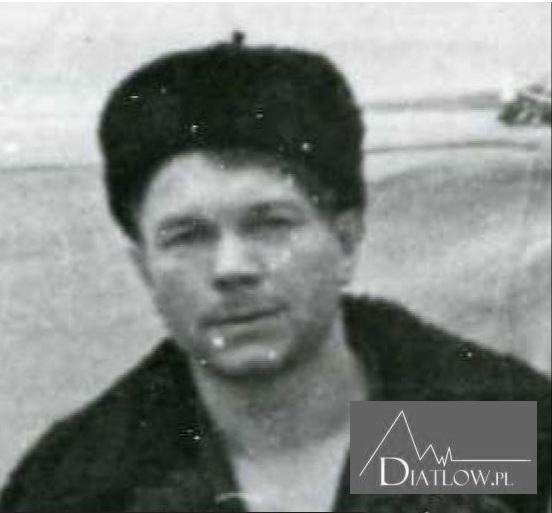 Jegor Niewolin, geolog iradiotelegrafista