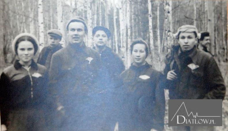 Jurij Doroszenko iZina Kołmogorowa