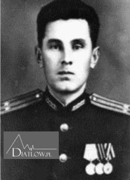 Pułkownik Gieorgij Ortiukow