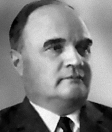 Afanasij Jesztokin, drugi sekretarz partii wSwierdłowsku