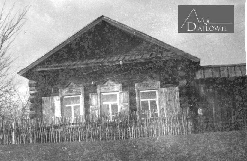 Zina Kołmogorowa - dom rodzinny