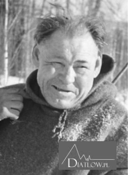 Grigorij Kurikow, szaman mansyjski