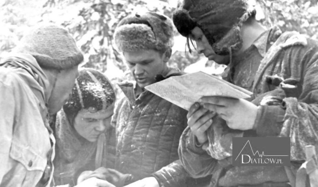 Tragedia naPrzełęczy Diatłowa - poszukiwania turystów